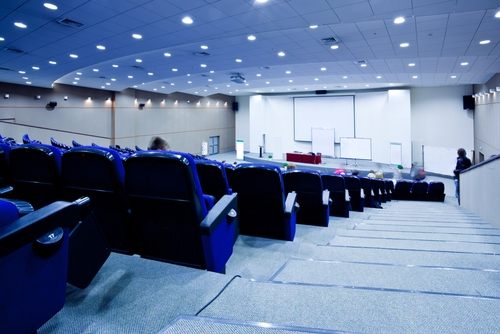 education lecture hall