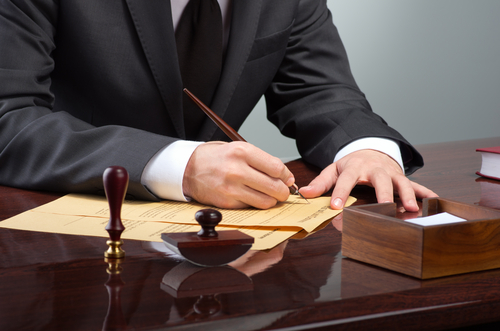 law legal lawyer desk notary