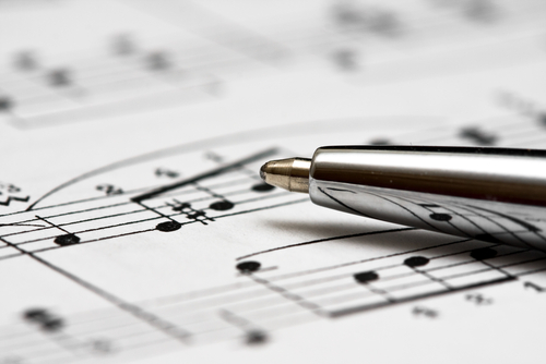 music composer notes